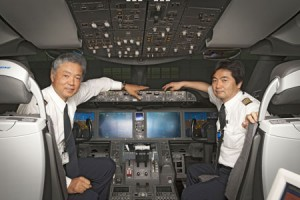 Boeing Starts 787 Dreamliner Pilot Training With ANA Flight Crew