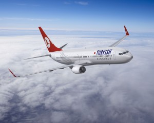 Turkish Airlines Boeing 737-900ER Picture